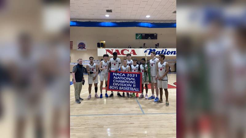 Grace Baptist came home with a national title over the weekend.