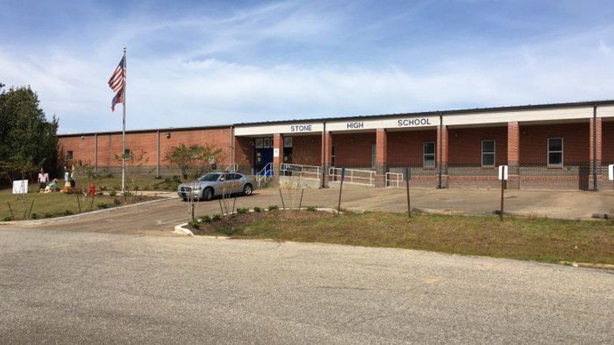 Stone County High School (Photo source: WLOX)