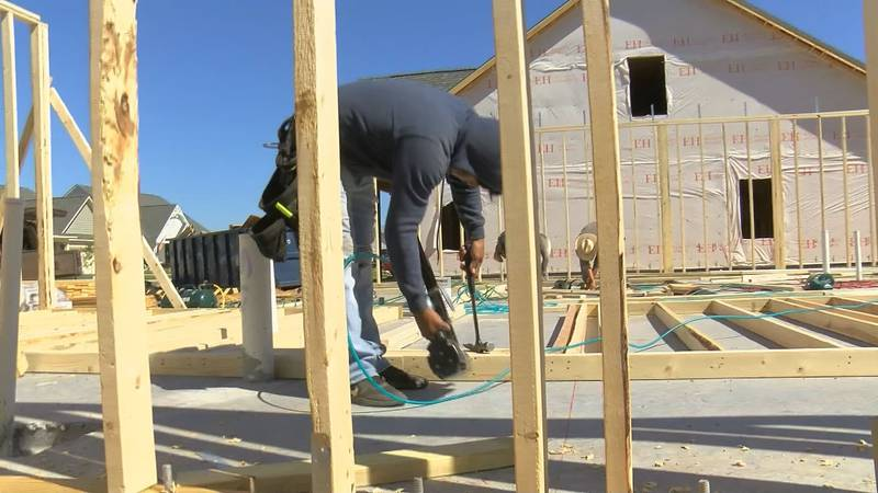 Coast home builder works with jobless clients
