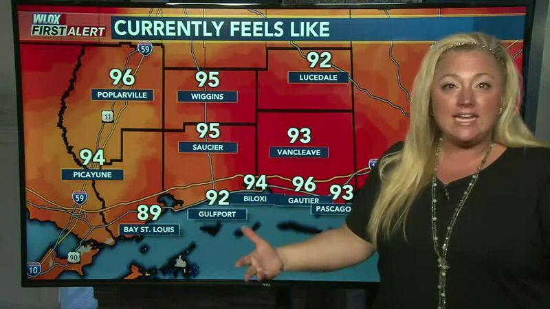 Hot and humid
