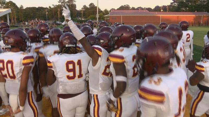 Pearl River gets fired up before its season opener against Mississippi Delta