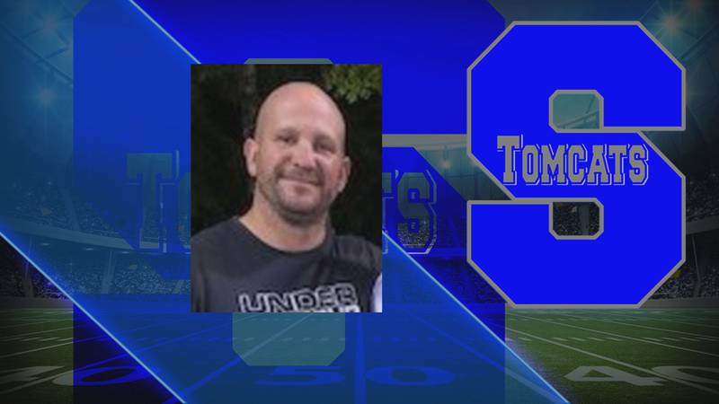 Stone High Athletic Director Kevin Conard died suddenly Wednesday afternoon while cutting his...