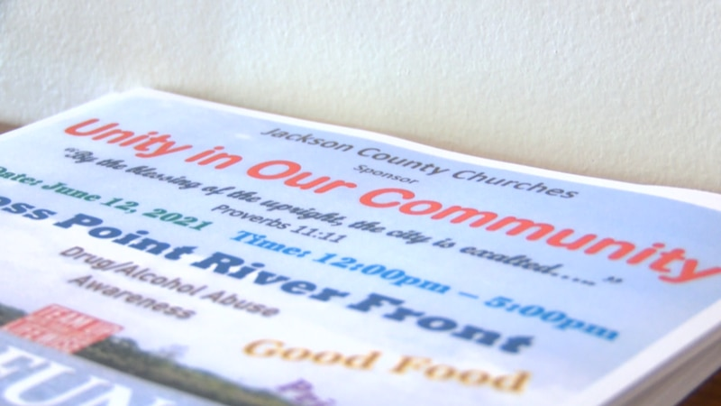 With hopes to change the negative narrative of the River City, several churches plan 'Unity in...