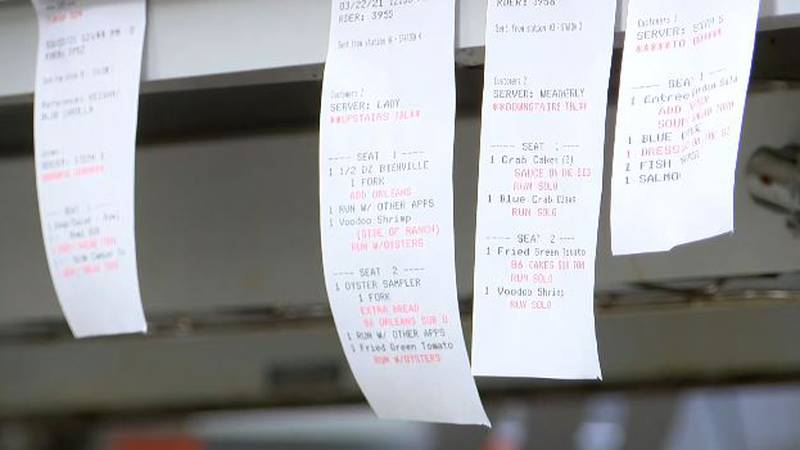 Billions of dollars from American Rescue Plan now available to restaurants and bars, among others