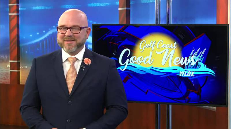 Stories from the last week that are sure to make you smile.... It's Gulf Coast Good News!