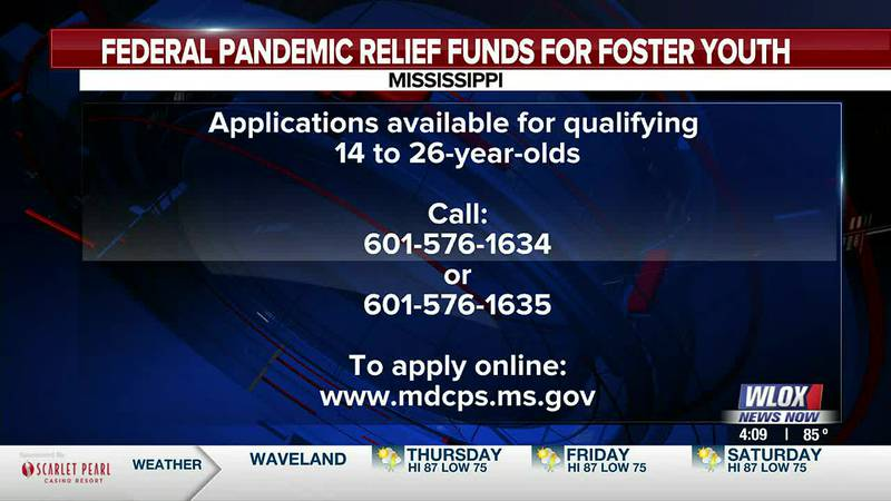 Mississippi Department of Child Protection Services Commissioner Andrea Sanders has details on...