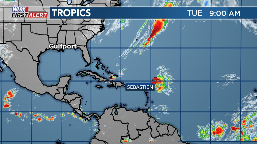 11-19-19 Tuesday morning tropics update
