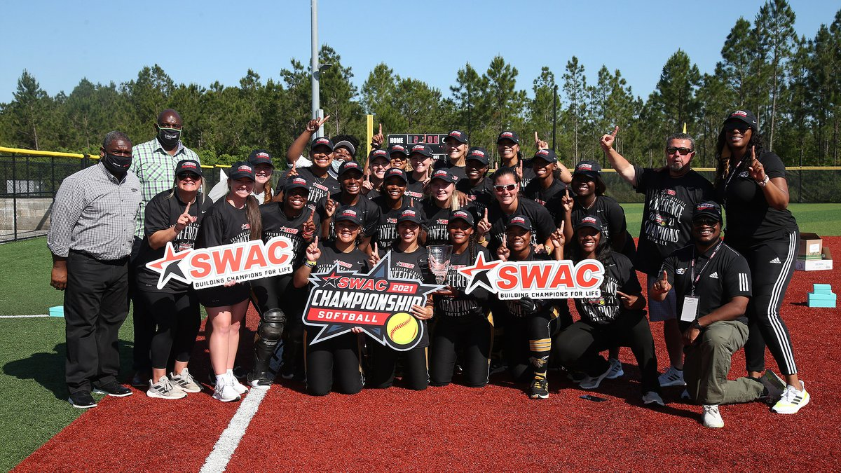 ASU completed its flawless run through the bracket Friday with an 8-1 win over Alcorn State in...