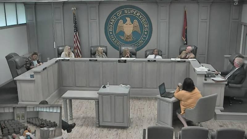 Harrison County Board of Supervisors