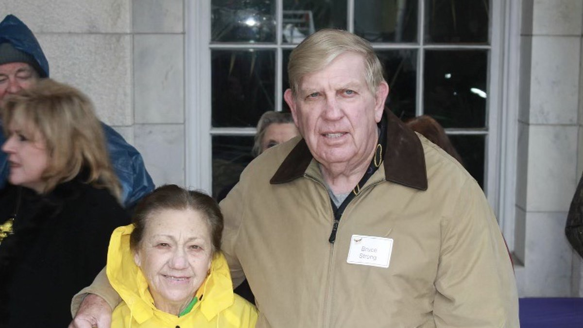 Justice Court Judge Bruce Strong has passed away at the age of 84.