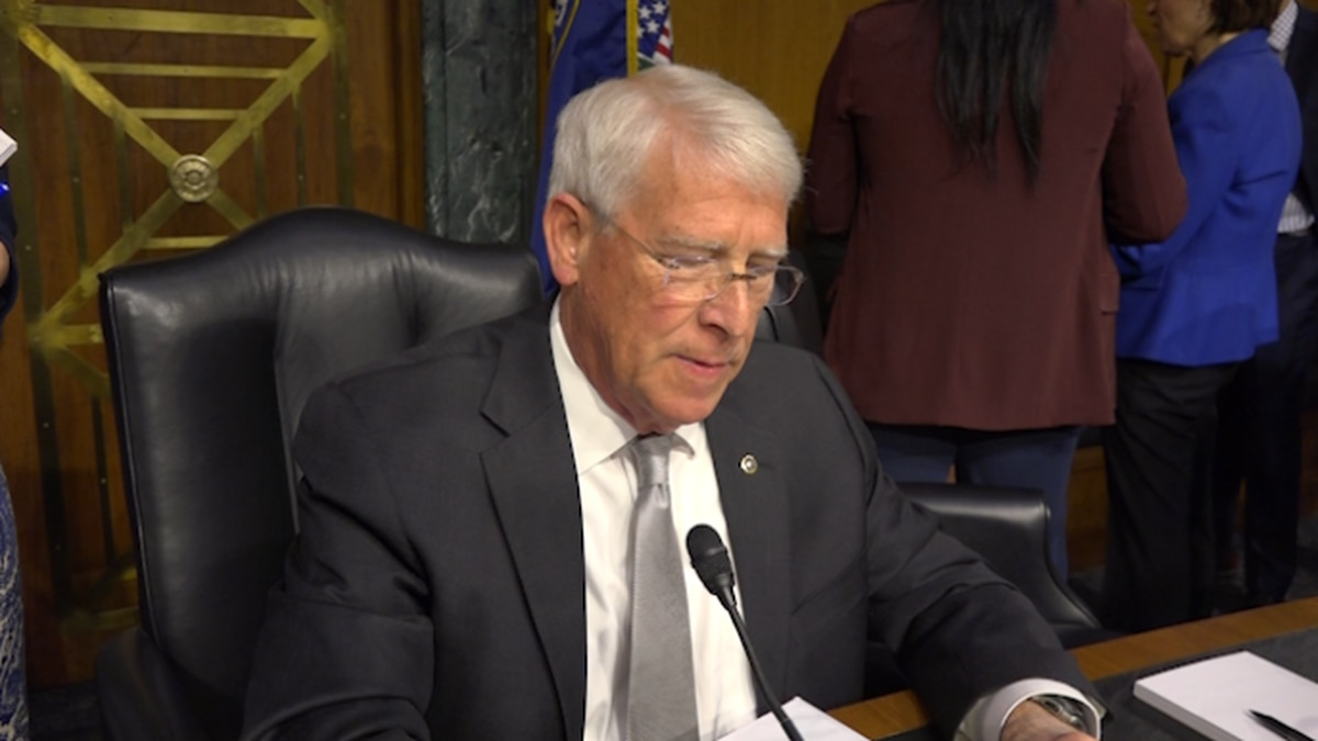 Wicker (R-MS) is taking over the Senate Committee on Commerce, Science, and Transportation.