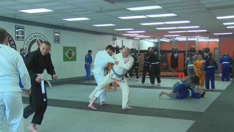 Being able to defend yourself and takedown an aggressor if needed could be key to your safety....