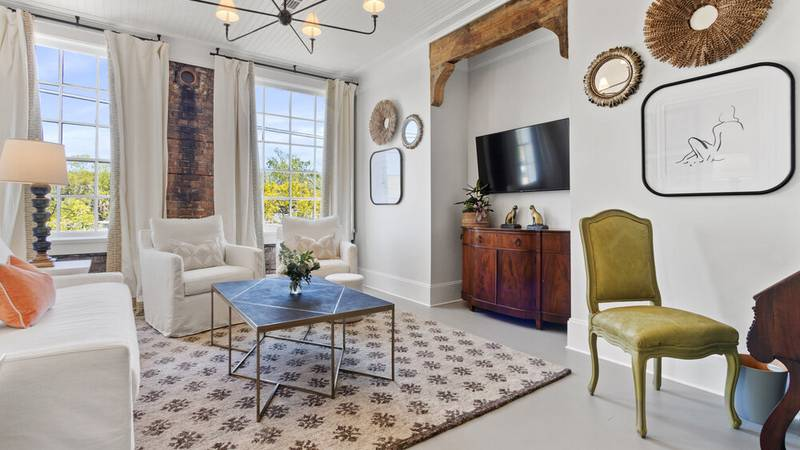 The Hemingway is downtown Ocean Springs' newest boutique hotel to open its doors, featuring...