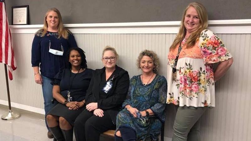 The Dwindling Divas is a team of five teachers at Woolmarket Elementary who are competing in a...