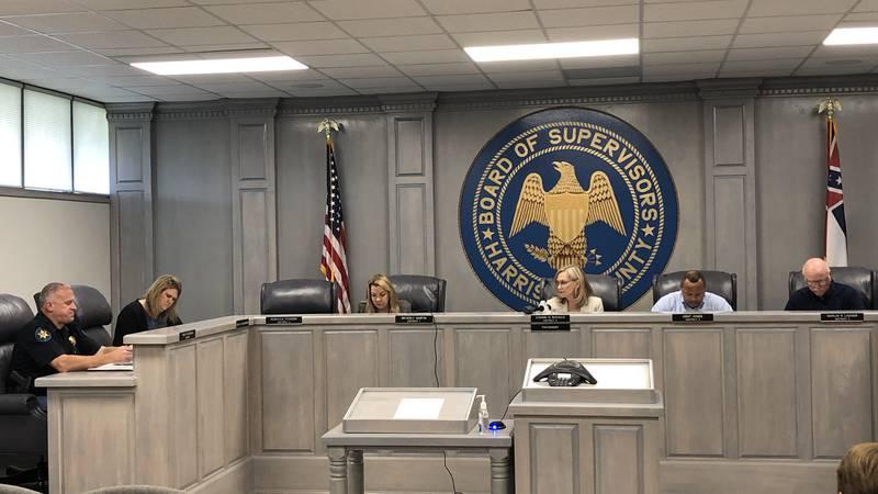 Harrison County declares emergency