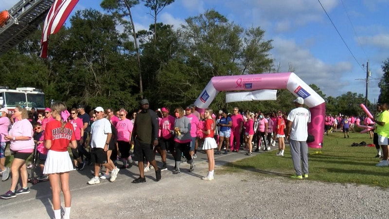 Cheers and chants sound throughout Hiller Park in Biloxi and across the nation to bring...