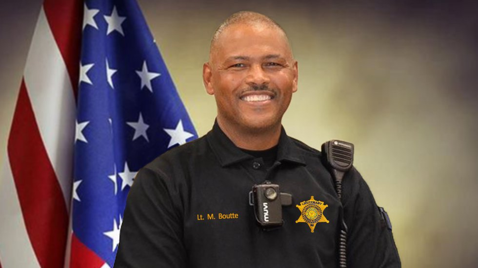 Lt. Michael A. Boutte Sr. died in the line of the duty on Feb. 1, 2021. He was 57 years old.