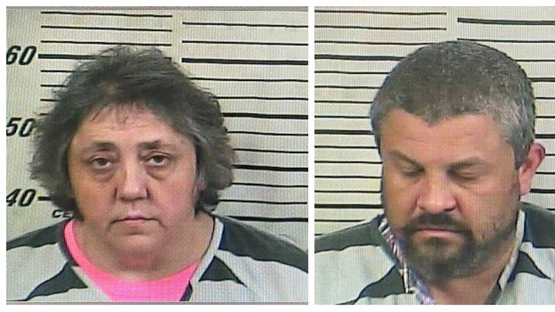 Angela Vandevelde, 46, (left) was charged with neglect of a vulnerable adult and felony...