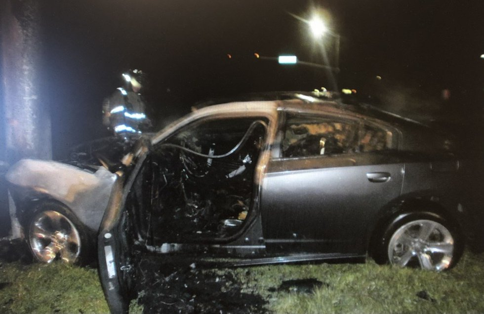 The accident happened around 1:24 a.m. at the intersection of South Magnolia Drive and U.S. 49...