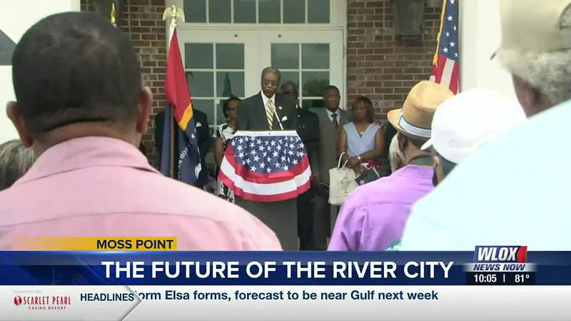 As Moss Point is welcoming in new leadership with the swearing-in of new Mayor Billy Knight and...