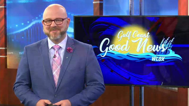 Stories from across the Gulf Coast that will make you smile... It's Gulf Coast Good News!