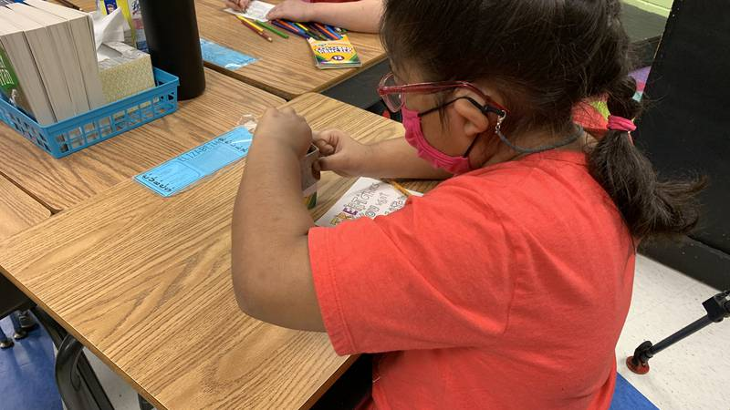 The Junior Auxiliary of Gulfport hosted a Random Weeks of Kindness Week.