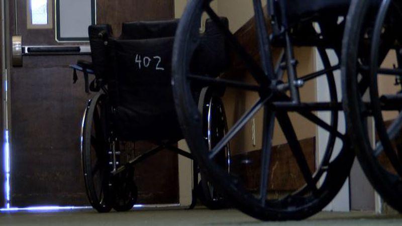 AARP calls for coronavirus testing and enforcement of guidelines in nursing homes.