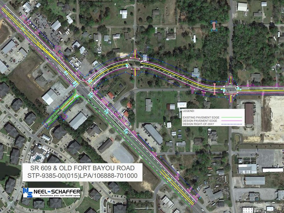 The Jackson County Board of Supervisors is looking at a plan to realign the intersection and...