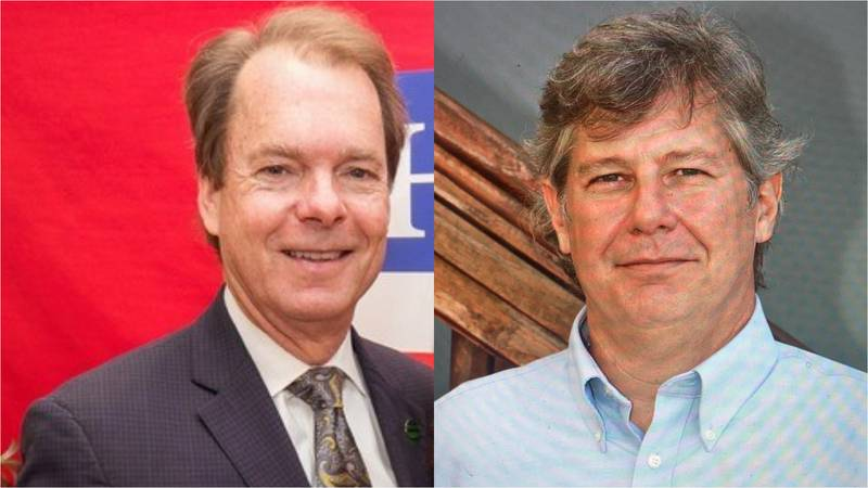 Republican incumbent Billy Hewes will face off against Democrat candidate Howard Page in the...