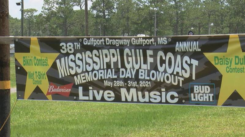 Organizers with the 38th Annual Memorial Day Blowout expect up to 5,000 participants this year...