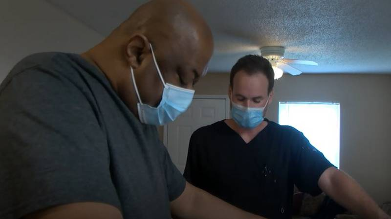 One Gulf Coast man is currently recovering from his third stroke. The first one happened back...