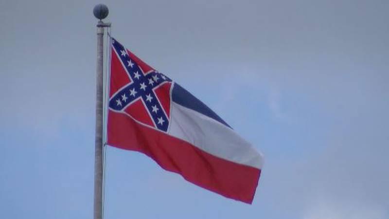 Current Mississippi flag