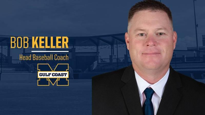Bob Keller was named the new MGCCC baseball coach.