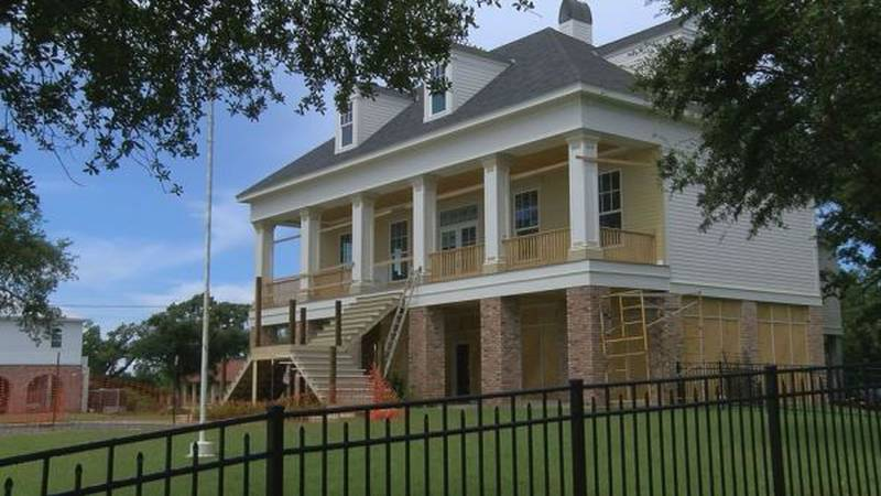 The Ground Zero Hurricane Museum in Waveland remembered the 13 years after Hurricane Katrina...