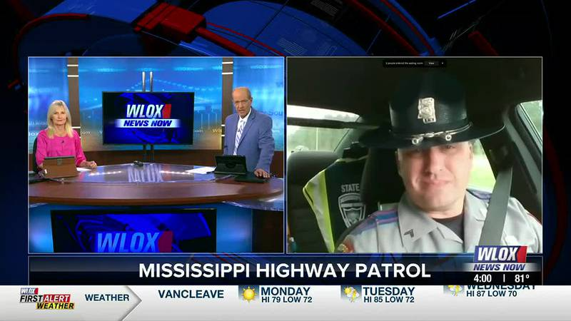This Labor Day we saw multiple accidents on I-10 across the coast. Mississippi Highway Patrol...