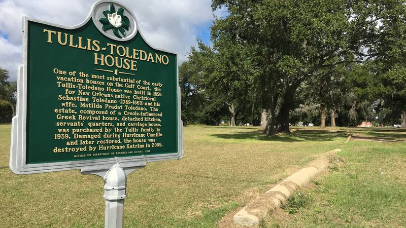 The old Tullis-Toledano Manor location is being discussed as one of the potential location's...