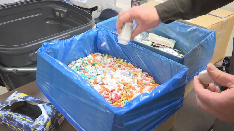 Besides health risks, safely disposing of drugs will cut down on environmental risks. Trace...