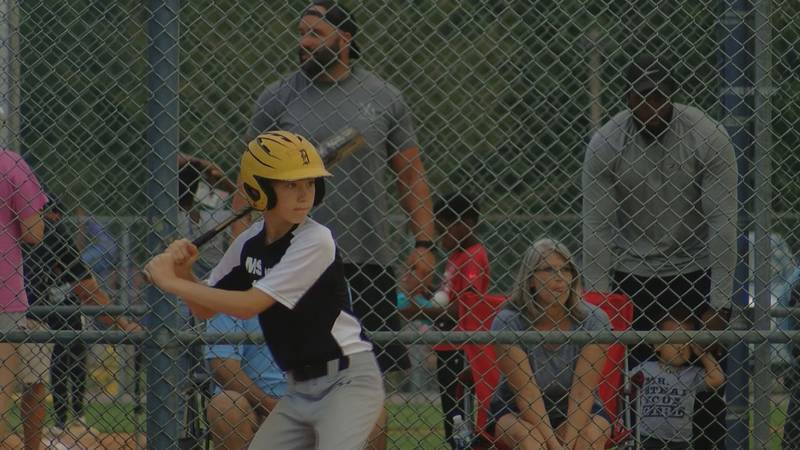 Youth baseball is back in D'Iberville for a late season but precautions are being taken to keep...