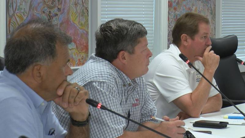Mayor Kenny Holloway and the Ocean Springs board of aldermen voted unanimously to ask the judge...