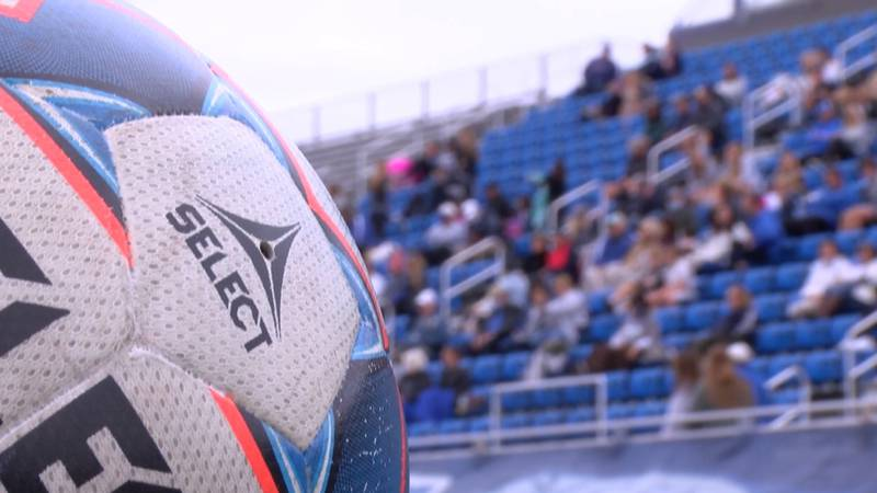 Area boys and girls teams competed in the second round of soccer playoffs.