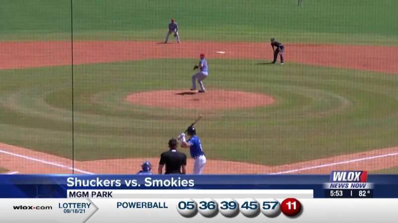 Shuckers vs. Smokies highlights