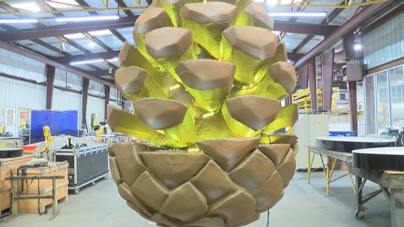 The Laurel Special Events Committee has approved the pine cone drop for New Year's Eve.