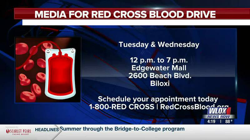 Denise Smith tells us how you can give the gift of life next week during the Media for Red...