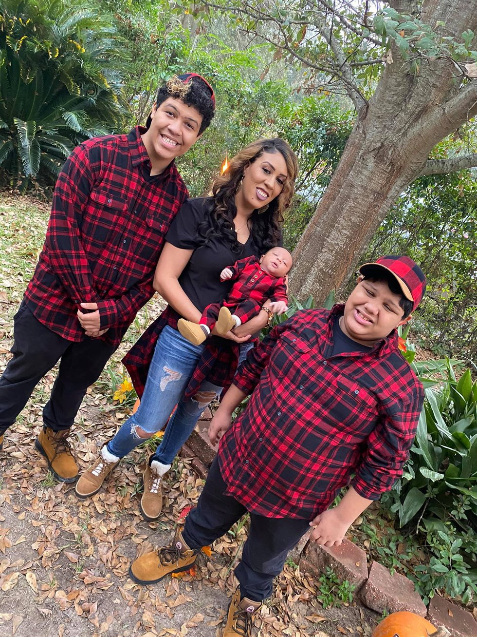 Keli was a fantastic mother who would do anything for her three boys Alliyano, Diovanni, and...