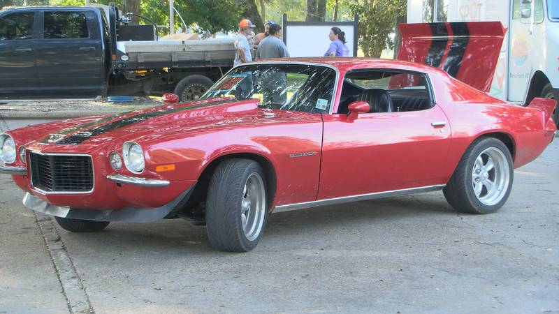 Cruisin' the Coast in Pascagoula will take place from 11am to 5pm Thursday, Friday, and...