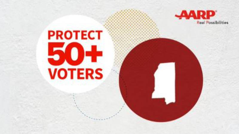 The State Director of AARP Mississippi says older voters will cast ballots in the November...