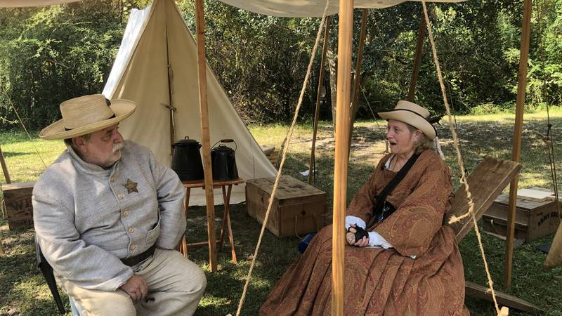 Bringing Civil War history to life