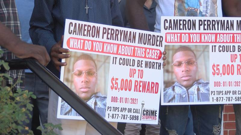 Family raises award money in hopes of getting answers to homicide case