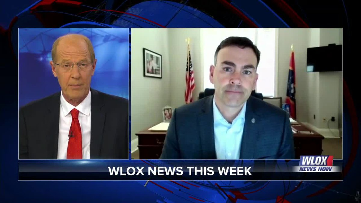 Here to talk about moves to reform election laws is Mississippi Secretary of State Michael...