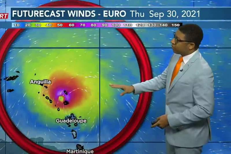 Wednesday AM tropics update